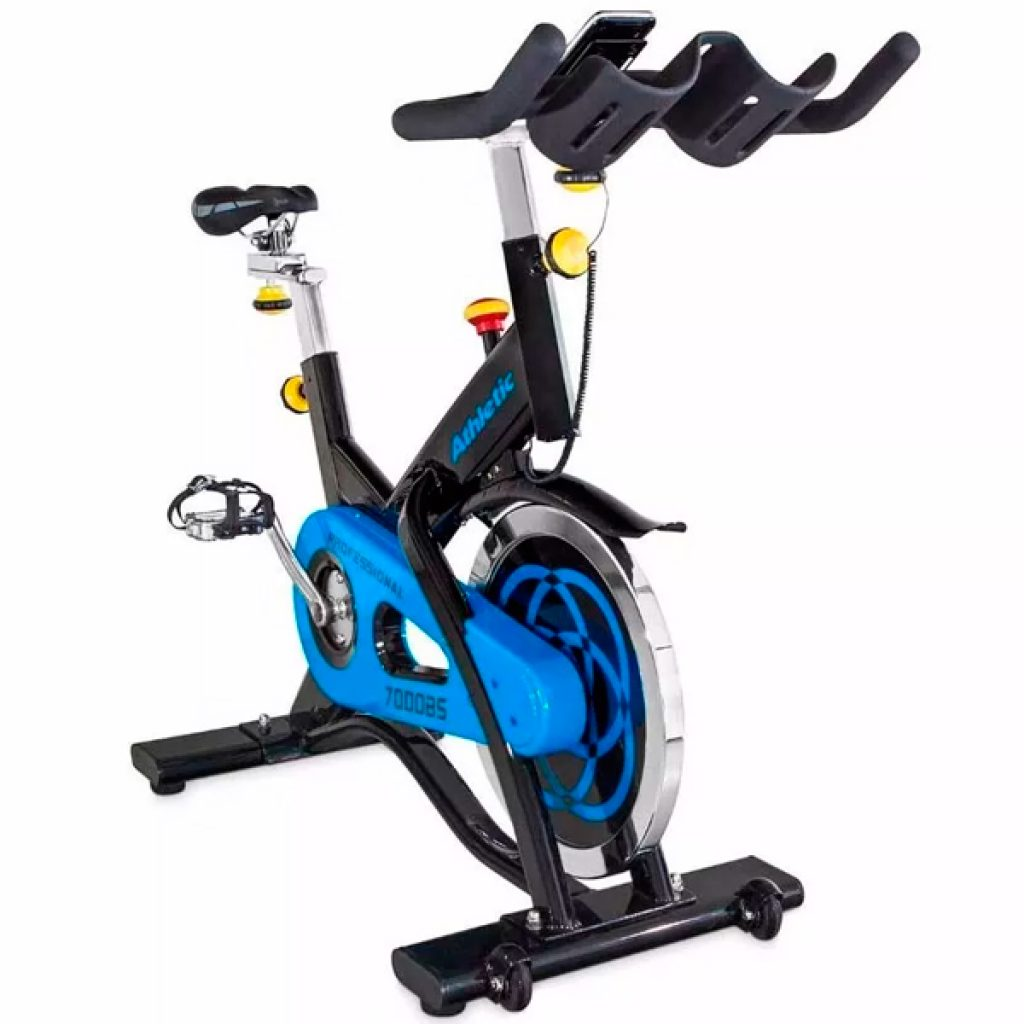 BICICLETA SPINNING PROFESIONAL 7000BS ATHLETIC